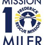 MISSION 10 MILER LOGO